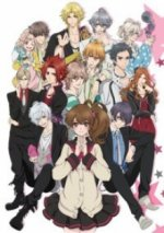 Cover Brothers Conflict, Poster Brothers Conflict