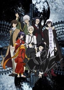 Bungou Stray Dogs, Cover, HD, Serien Stream, ganze Folge