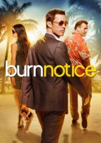 Cover Burn Notice, Poster
