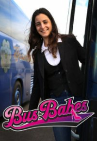 Poster, Bus Babes Serien Cover