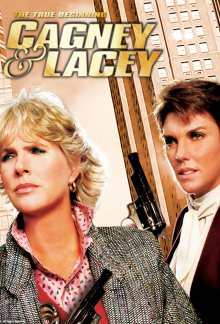 Cover Cagney & Lacey, Poster Cagney & Lacey