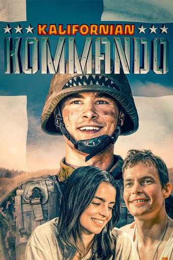 Californian Commando, Cover, HD, Serien Stream, ganze Folge