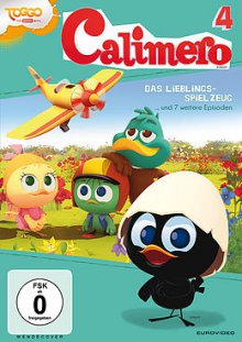 Cover Calimero (2014), Poster