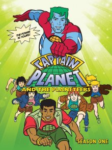 Captain Planet Cover, Online, Poster