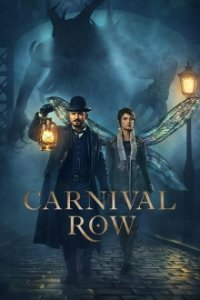Cover Carnival Row, Poster