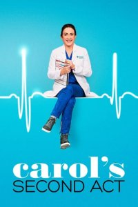 Poster, Carol's Second Act Serien Cover
