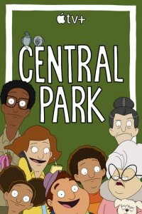 Poster, Central Park Serien Cover