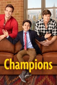 Cover der TV-Serie Champions