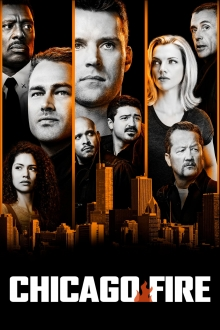 Chicago Fire, Cover, HD, Serien Stream, ganze Folge