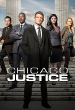 Cover Chicago Justice, Poster Chicago Justice