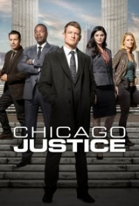 Cover Chicago Justice, Chicago Justice
