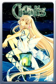 Cover Chobits, Chobits