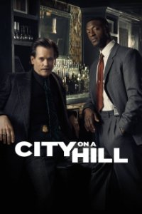 Poster, City on a Hill Serien Cover