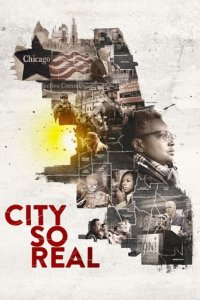 Poster, City So Real Serien Cover
