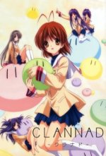 Cover Clannad, Poster Clannad