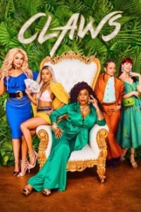 Claws Cover, Poster, Claws