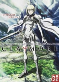 Claymore Cover, Online, Poster