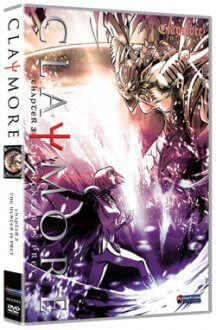 Claymore, Cover, HD, Stream, alle Folgen