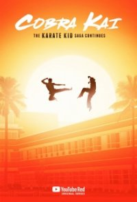 Cobra Kai Serien Cover