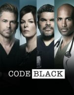 Cover Code Black, Poster Code Black