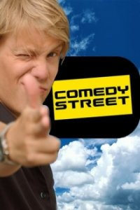 Cover der TV-Serie Comedystreet