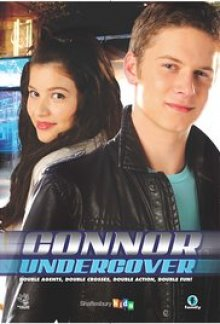 Cover Connor Undercover, Poster Connor Undercover