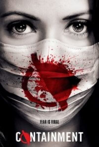 Poster, Containment Serien Cover