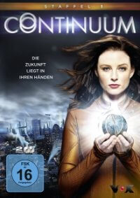 Continuum Serien Cover
