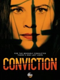 Conviction (2016) Cover, Poster, Conviction (2016) DVD