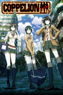 Coppelion Cover, Poster, Blu-ray,  Bild
