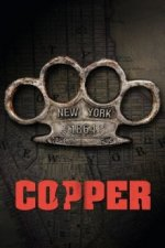 Cover Copper – Justice is brutal, Poster Copper – Justice is brutal