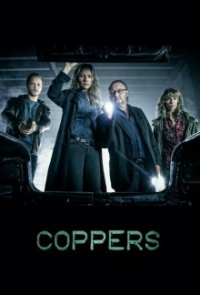 Poster, Coppers Serien Cover