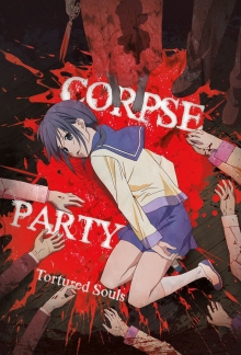 Corpse Party: Tortured Souls, Cover, HD, Serien Stream, ganze Folge