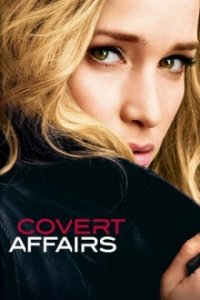 Cover Covert Affairs, Poster Covert Affairs