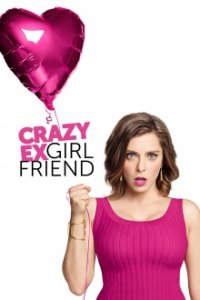 Poster, Crazy Ex-Girlfriend Serien Cover