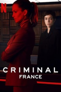 Poster, Criminal: France Serien Cover