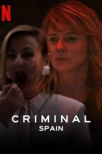 Poster, Criminal: Spain Serien Cover