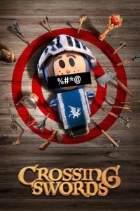 Poster, Crossing Swords Serien Cover