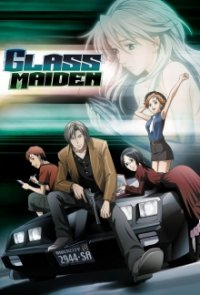Poster, Crystal Blaze Serien Cover