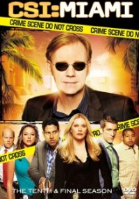 Cover CSI: Miami, CSI: Miami