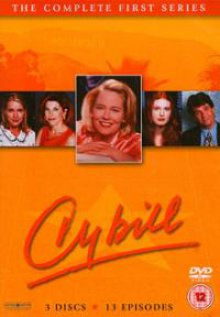 Cybill Cover, Online, Poster