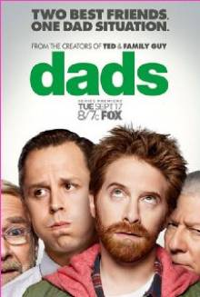 Cover Dads, TV-Serie, Poster