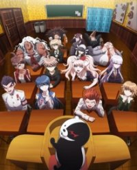 Cover Danganronpa, TV-Serie, Poster