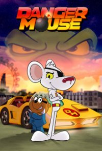 Poster, Danger Mouse Serien Cover