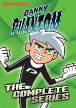 Cover Danny Phantom, Poster Danny Phantom