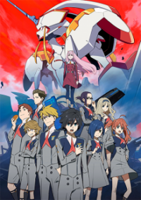 Cover Darling in the Franxx, Darling in the Franxx