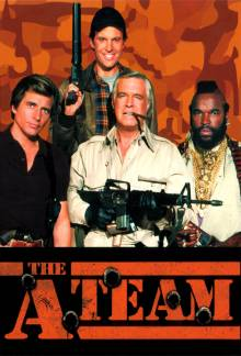 Cover Das A-Team, Das A-Team