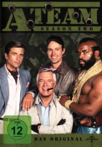 Das A-Team Cover, Online, Poster
