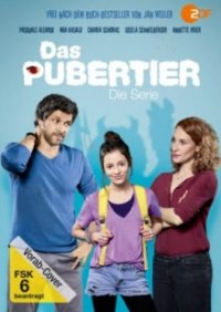 Cover Das Pubertier - Die Serie, Poster