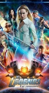 Cover DC's Legends of Tomorrow, Poster DC's Legends of Tomorrow